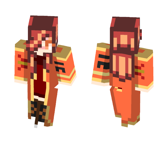 Bounty - Female Minecraft Skins - image 1