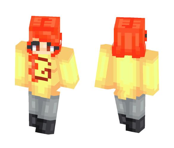 Ginny Weasley - Female Minecraft Skins - image 1