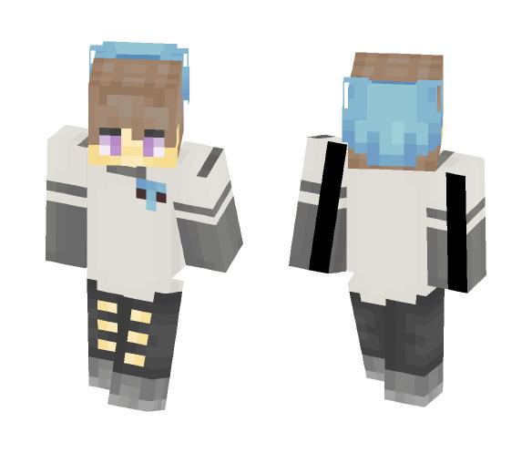 Dazzle Me   ғαℓℓ - Male Minecraft Skins - image 1