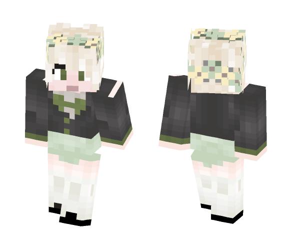 Slytherin - Female Minecraft Skins - image 1