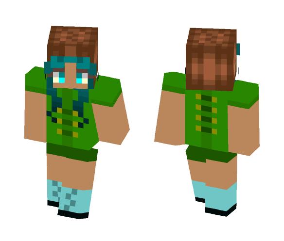 Mehhhh - Female Minecraft Skins - image 1