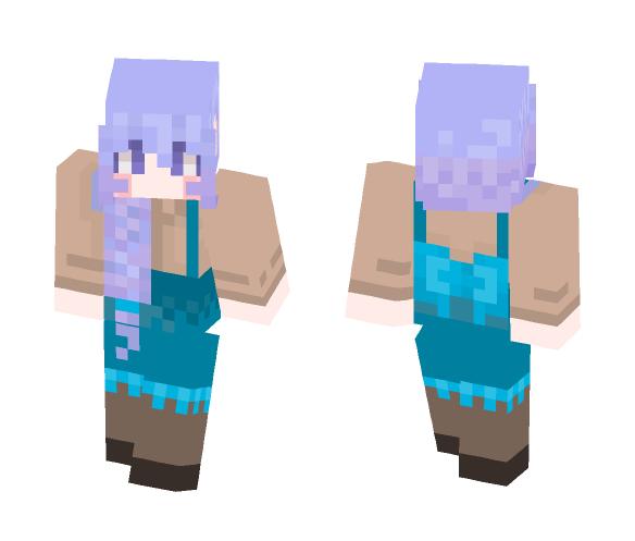 Day dream_Minecraft skin - Female Minecraft Skins - image 1