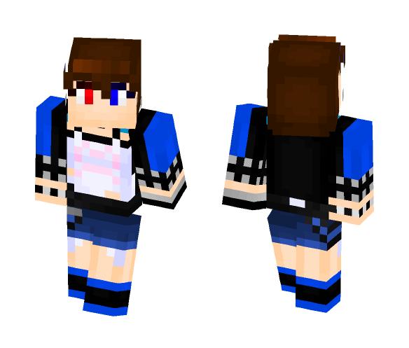 Wise Stone {MEIKO} - Female Minecraft Skins - image 1