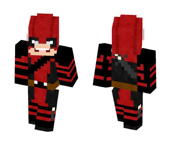Deadpool (mask up) - Comics Minecraft Skins - image 1