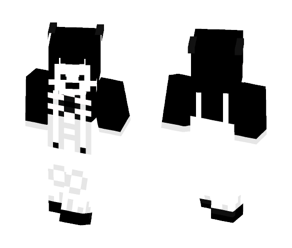 Dead Boris | BATIM Chapter 1 - Other Minecraft Skins - image 1