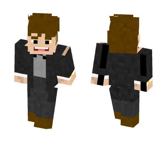 Bipper   gravity falls - Male Minecraft Skins - image 1
