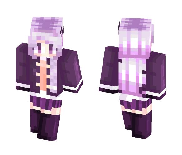 Danganronpa- Kyouko Kirigiri - Female Minecraft Skins - image 1