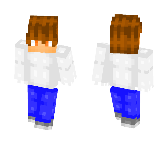 Tyler Wright - Male Minecraft Skins - image 1