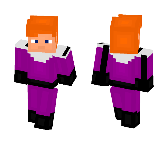 The Tornado Twins! - Don Allen - Male Minecraft Skins - image 1