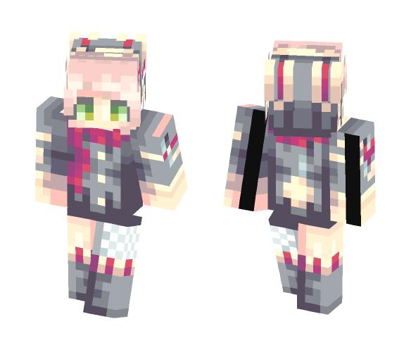 Mona .:ST:. + Raffle Results - Female Minecraft Skins - image 1