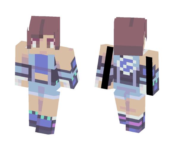 Asuka Kazama - Female Minecraft Skins - image 1