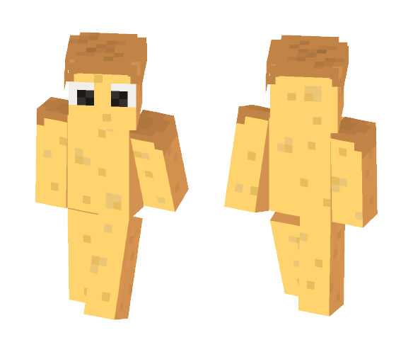 Bread - Other Minecraft Skins - image 1