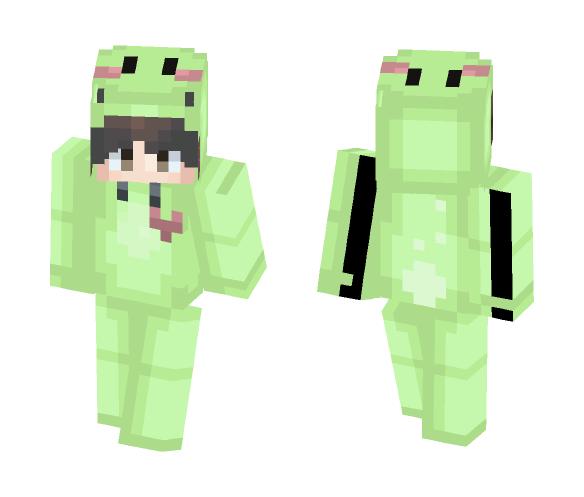 ~Dango Onesy - Male Minecraft Skins - image 1
