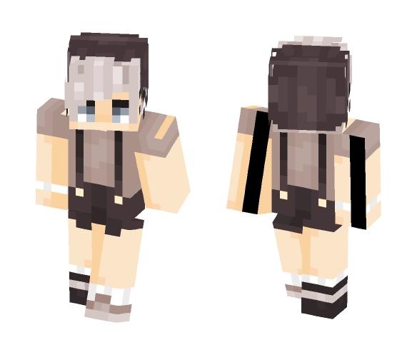 Eccentric Human - Male Minecraft Skins - image 1