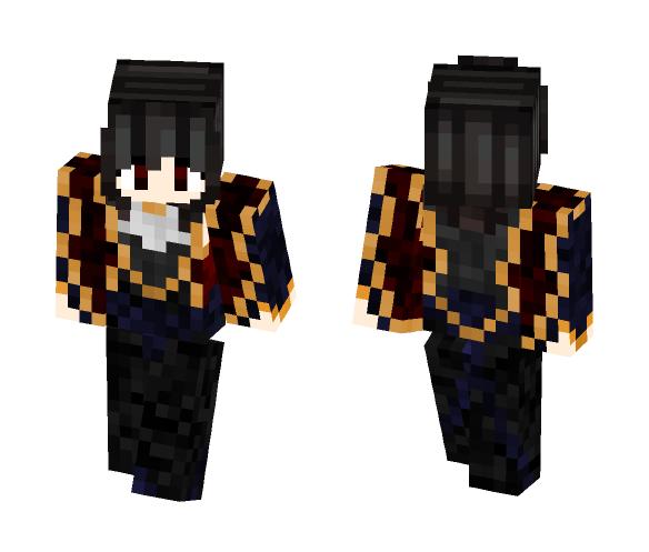 Vampire - The Mistress - Female Minecraft Skins - image 1