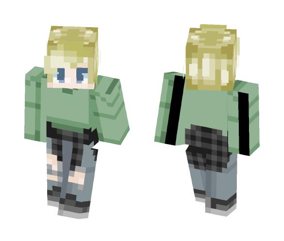 -={Draco Malfoy}=- - Male Minecraft Skins - image 1