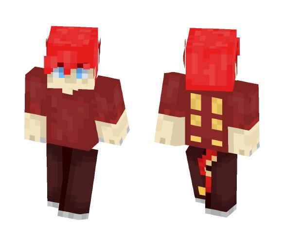 Neosaurs - Rex - Male Minecraft Skins - image 1