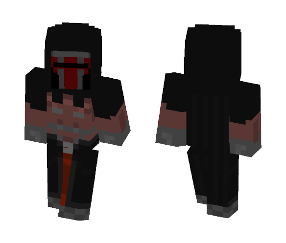 Darth Revan - Male Minecraft Skins - image 1