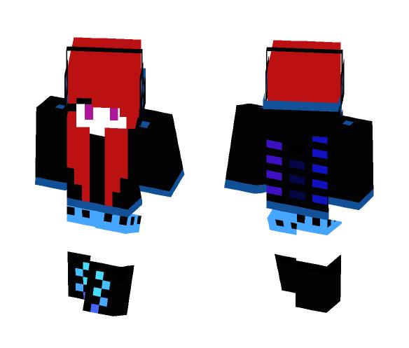 Music girl - Girl Minecraft Skins - image 1