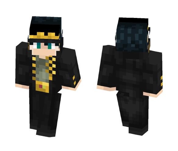 Jotaro Kujo - Male Minecraft Skins - image 1