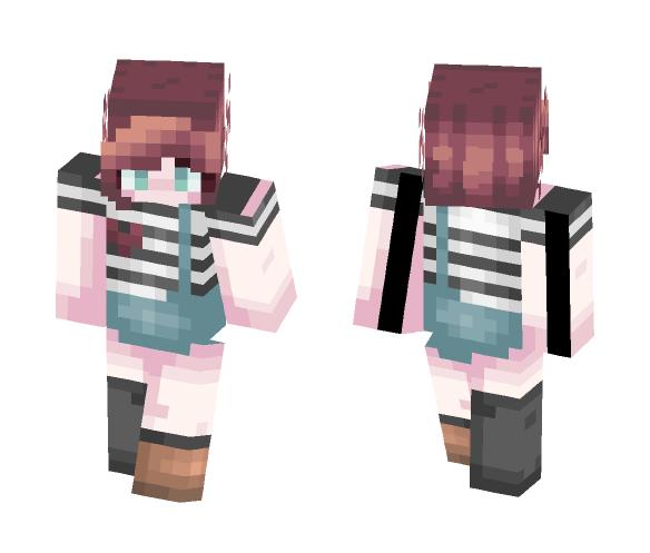 gαy - freckles - Female Minecraft Skins - image 1