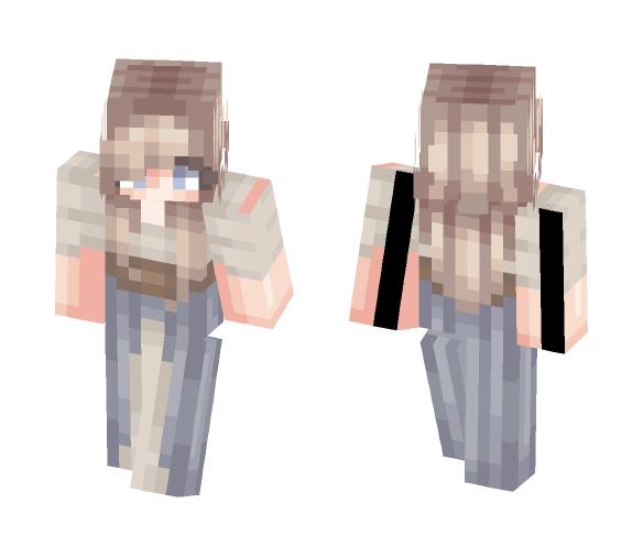Ophelia -- Merchant - Female Minecraft Skins - image 1