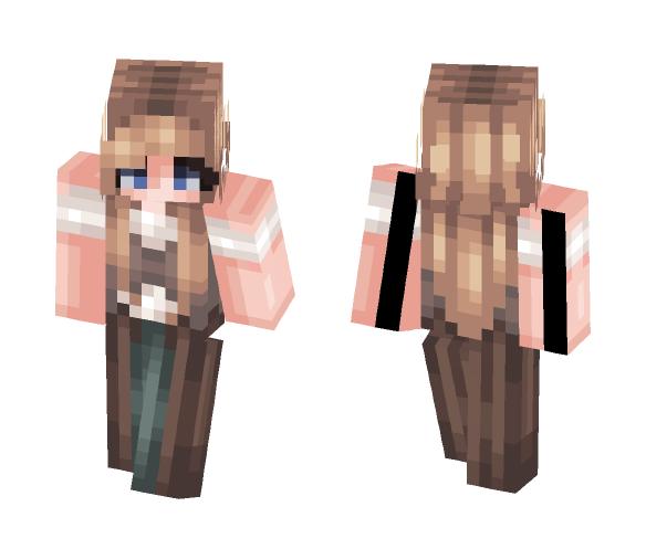 Lionessa -- Merchant - Female Minecraft Skins - image 1