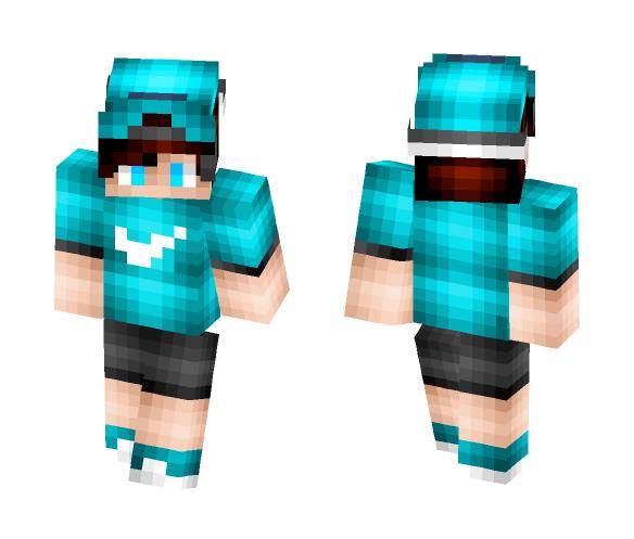 Arnold - My ReShade - Male Minecraft Skins - image 1