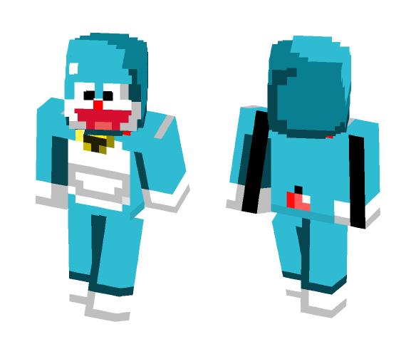 Doraemon(Remake) - Male Minecraft Skins - image 1
