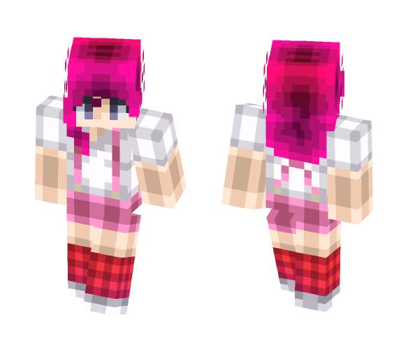 Something Different - Zinaera - Female Minecraft Skins - image 1
