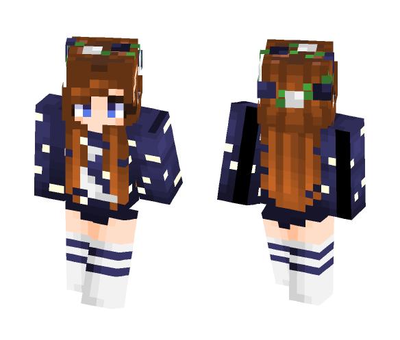 The Moon's Light - Female Minecraft Skins - image 1