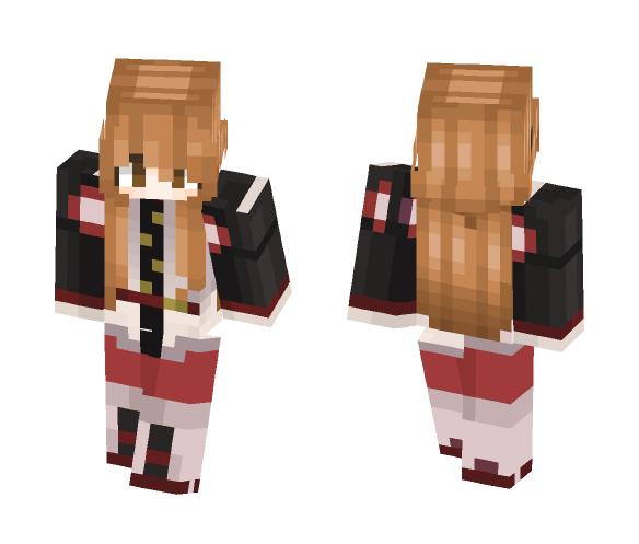 Asuna: Ordinal Scale ◕ヮ◕ - Female Minecraft Skins - image 1