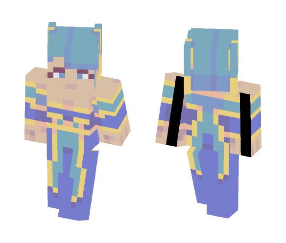 Sona - Female Minecraft Skins - image 1