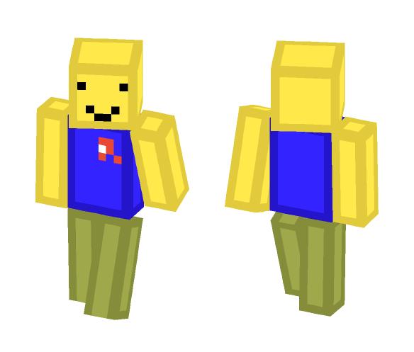 Download Roblox Noob Minecraft Skin For Free Superminecraftskins