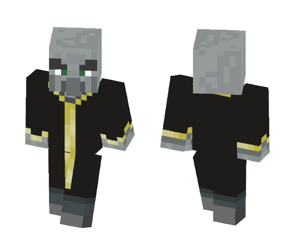 Illager - Male Minecraft Skins - image 1