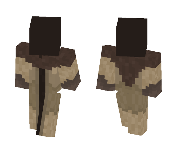 [LotC] Request Gladuos: Tan Robes - Interchangeable Minecraft Skins - image 1
