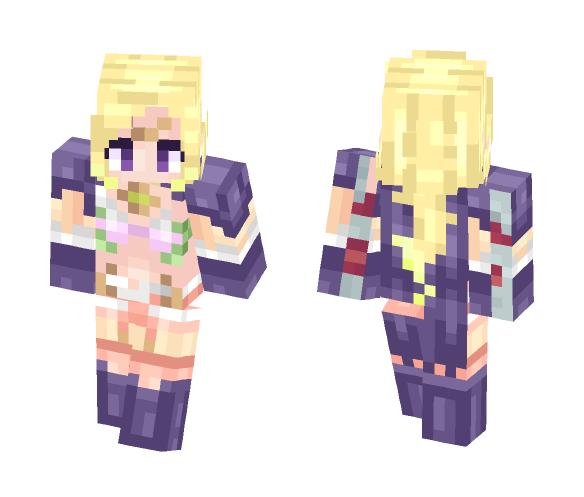 Nowi- Fire Emblem awakening - Male Minecraft Skins - image 1
