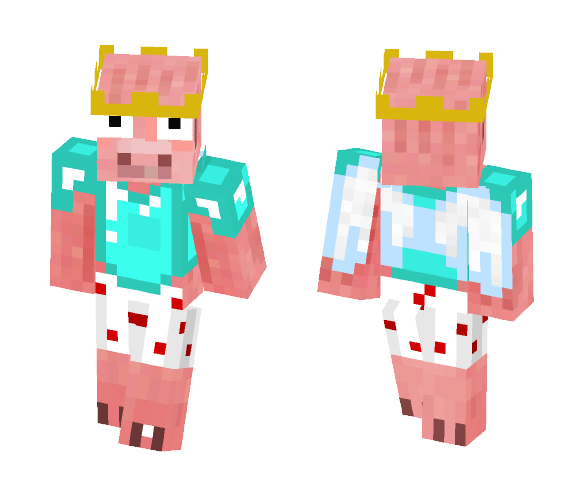 When Pigs Fly - Interchangeable Minecraft Skins - image 1