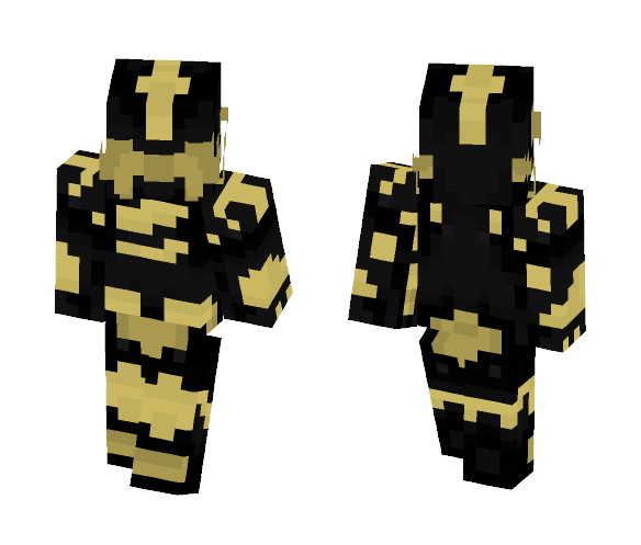 Spectre // Ripper {Black Ops : 3} - Male Minecraft Skins - image 1