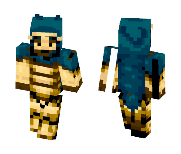 Donovan - Specter of Torment - Male Minecraft Skins - image 1