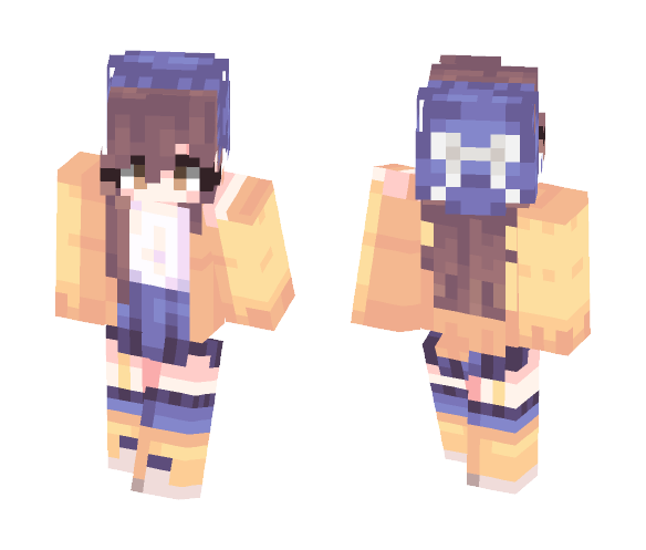 ~Diana - Female Minecraft Skins - image 1
