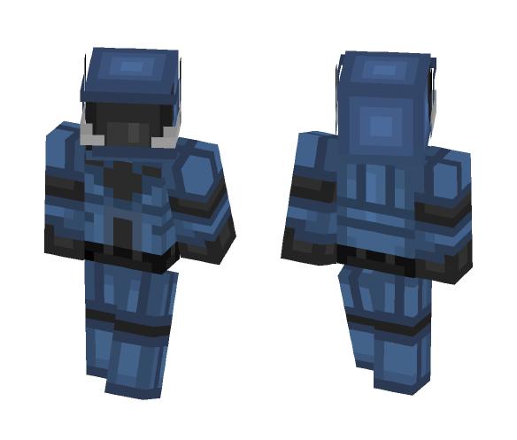 Jim Gordon [Mech Suit] - Male Minecraft Skins - image 1