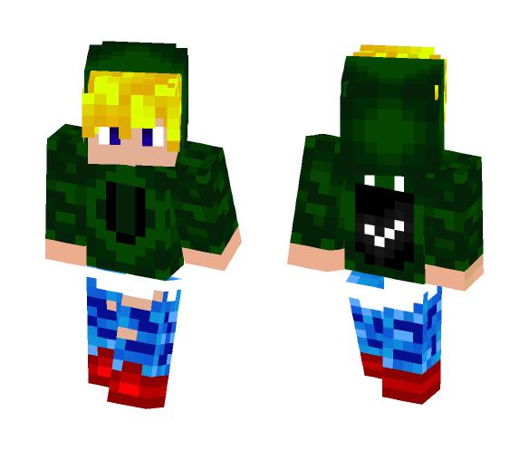 Rise v2 aka Uhtas - Male Minecraft Skins - image 1