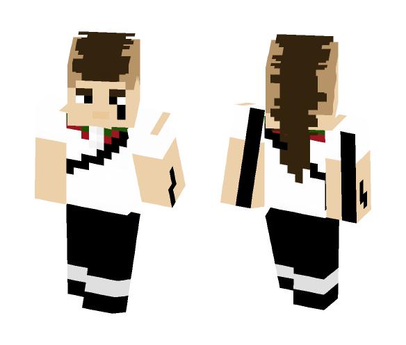 Jiri Taihuttu - Male Minecraft Skins - image 1