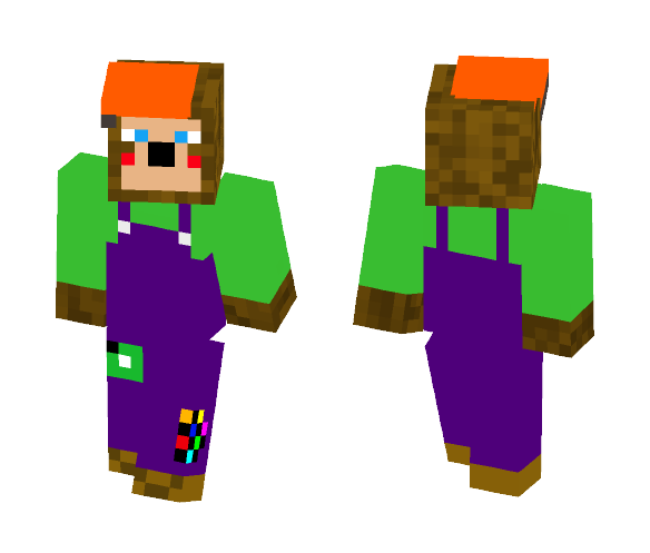 Odyssey Fun World Dook updated - Male Minecraft Skins - image 1