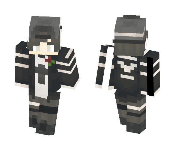 Kyo - Leo [OC] Desc. Inside - Male Minecraft Skins - image 1