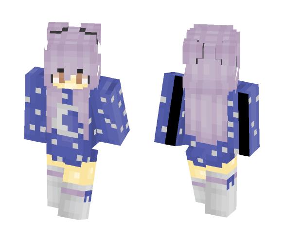 Good Night | ғαℓℓ - Female Minecraft Skins - image 1