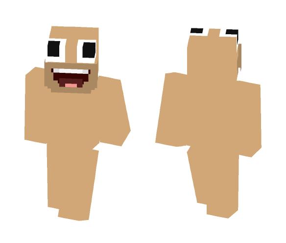 SMoking - Male Minecraft Skins - image 1