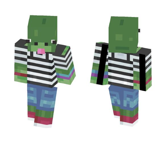 | Sup Ribbit [ - Interchangeable Minecraft Skins - image 1