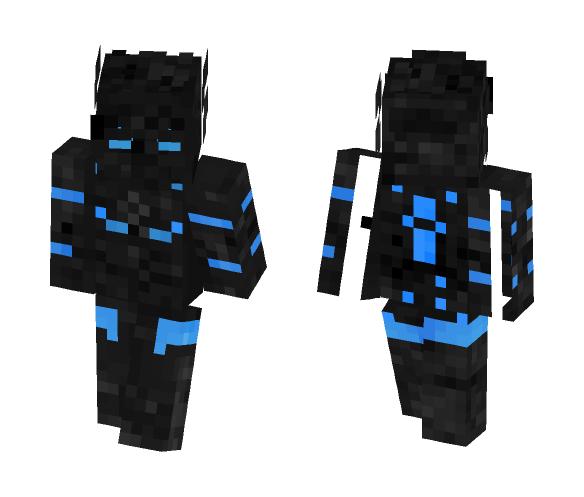 Download Savitar Cw Updated Minecraft Skin For Free